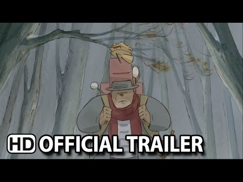 Ernest & Celestine Official US Release Trailer (2014) - Oscar Nominated Animated Movie HD