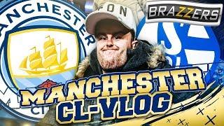 Manchester City vs Schalke 😡Champions League Stadion VLOG ... (unzensiert)