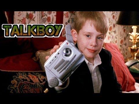 Talkboy Commercial