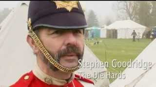 How to Dress Like a Victorian Soldier