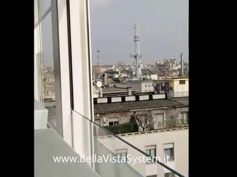 BellaVista Plus - Vetrina Saliscendi (The Brian & Barry Building, Milano)