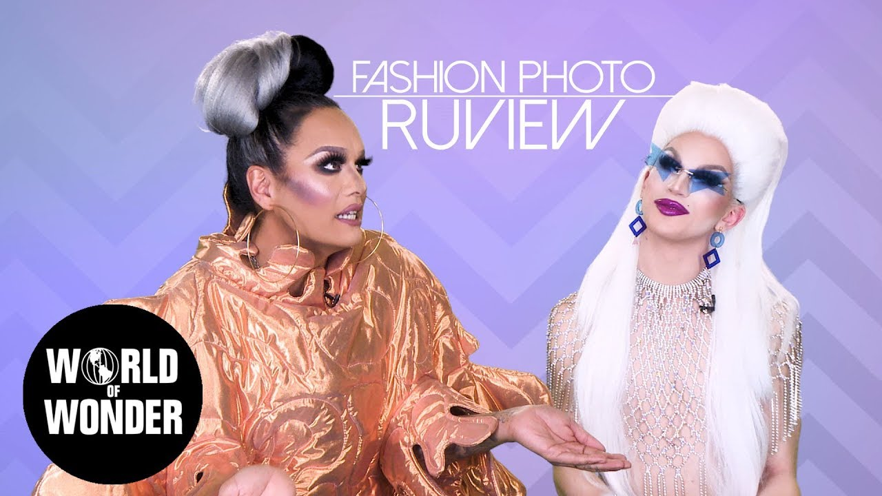 FASHION PHOTO RUVIEW: All Stars 4 Episode 6 with Raja and Aquaria!