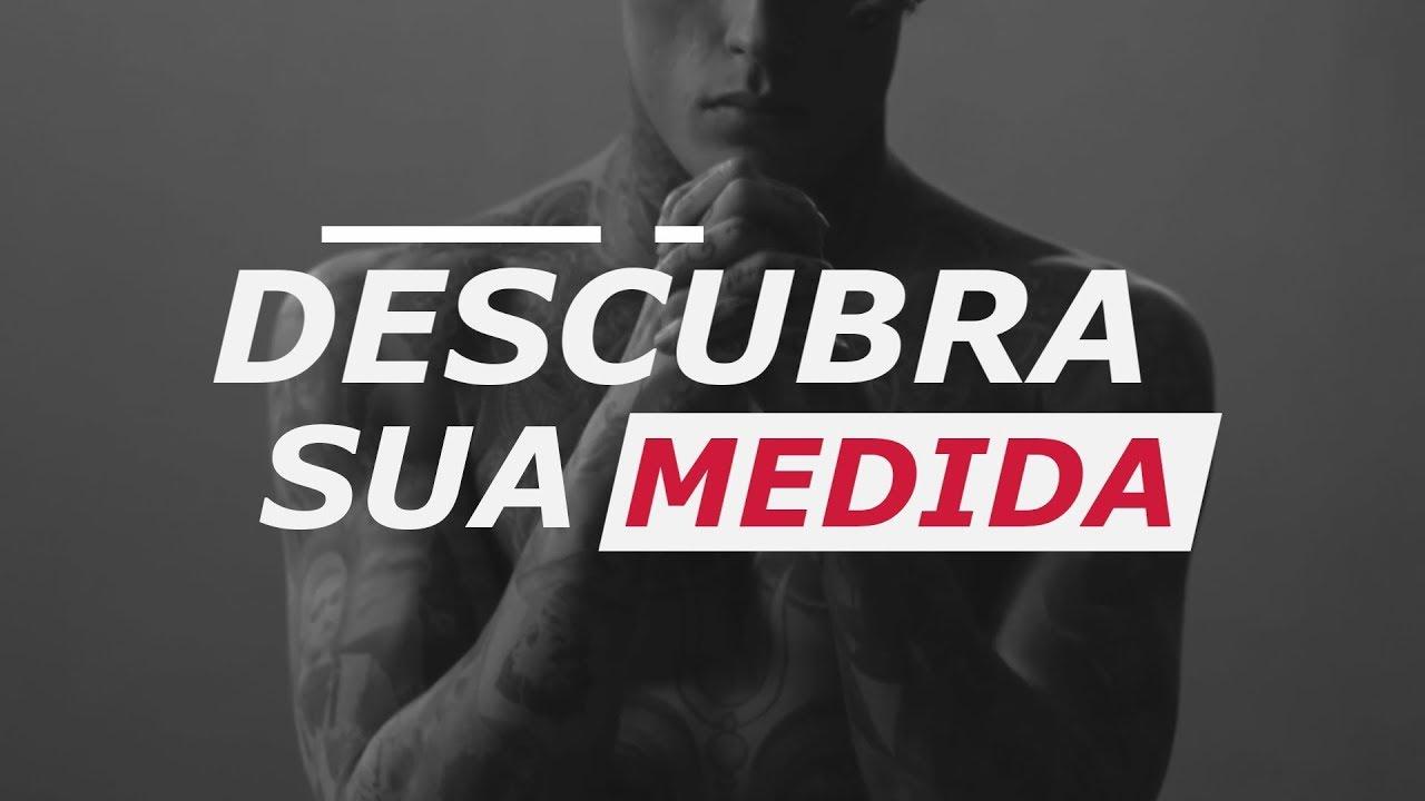 f5dd83ae7 Calitta Medidas Masculinas Camisas - YouTube