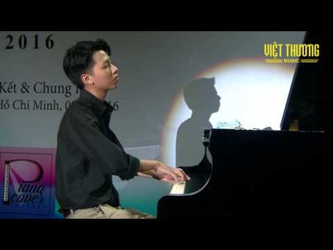 Piano cover contest 2016/ Diễm xưa/ vũ Hoàng Hải