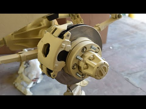 How to Install Willys Jeep Disc Brake Conversion