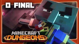 MINECRAFT DUNGEONS #9 - O FINAL!!! | Gameplay em Português PT-BR com BRKsEDU