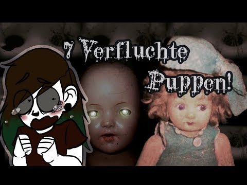 Echte verfluchte Puppen!