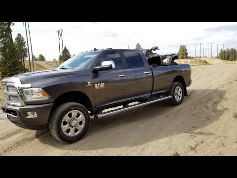 2014 Ram 3500 Cummins review of daily usage.