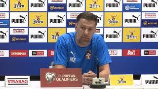 Mladen Krstajić o Podršci, Budućnosti i Meču sa Litvanijom    SPORT KLUB Fudbal