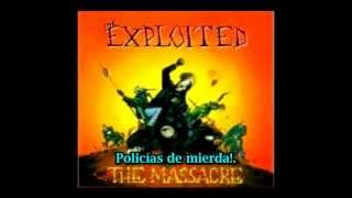 The Exploited Police Shit (subtitulado español)