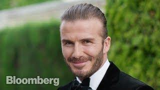 How David Beckham Became a Brand
