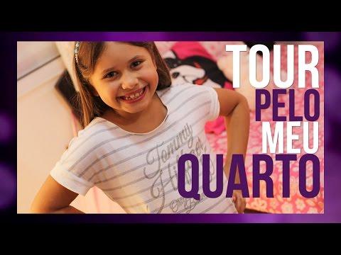 TOUR PELO MEU QUARTO - Luiza Vinco