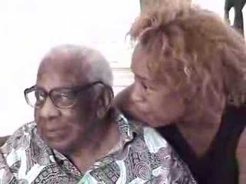Former oldest U.S. man, George Francis (died at 112) at 106 years old