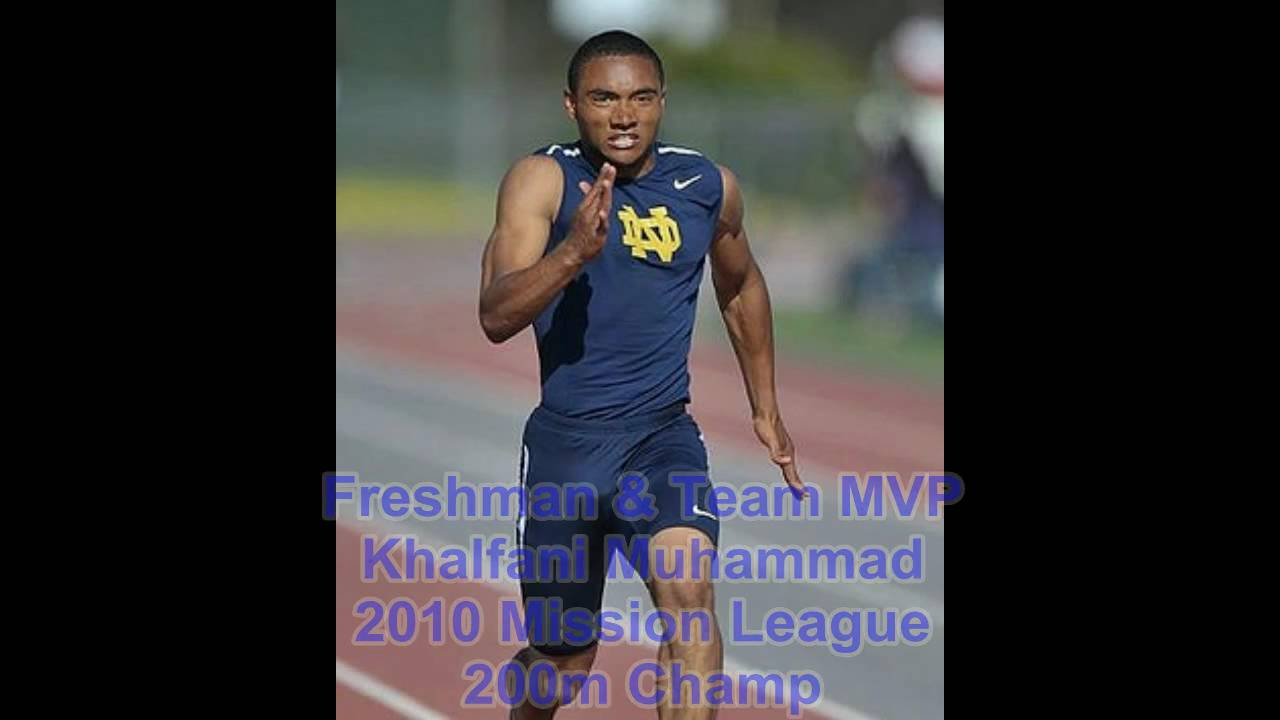 Khalfani Muhammad Fastest 15 Year Old In The Usa 200
