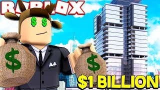 BUYING $1 BILLION APARTMENT BUILDING! (ROBLOX FACTORY SIMULATOR)