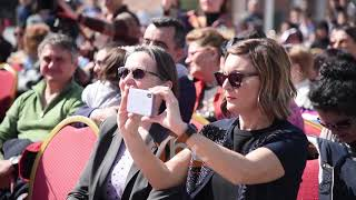 """Daullet per Paqen"" trokasin ne Tirane |ABC News Albania"