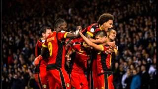 Belgium go to Brazil la la la