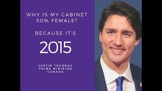 Trudeau's 'Gender Equality' Obsession