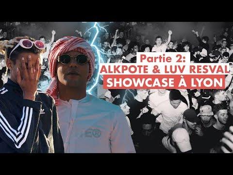 Youtube: ALKPOTE & LUV RESVAL EN SHOWCASE – Lutchi420