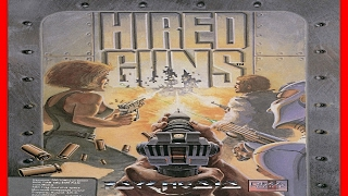 Hired Guns 1993 PC