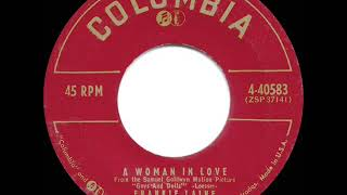 1955 HITS ARCHIVE: A Woman In Love - Frankie Laine