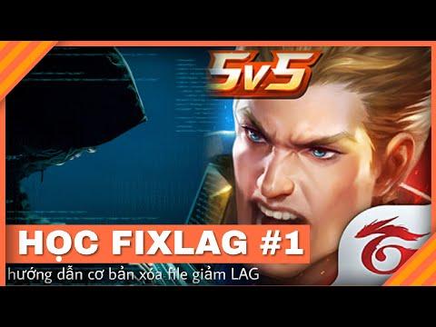 ❖HOT❖ Học FIXLAG Cơ Bản #1 | Xóa File Liên Quân Giảm LAG