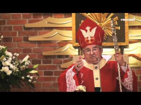 Bierzmowanie 2011 u franciszkanów - homilia