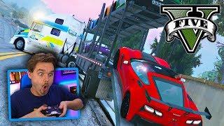 Repossessing Corvette ZR1 from the Mafia! | GTA 5 REPO MOD GAMEPLAY