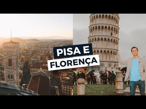 Idéias de roteiro e Itinerário em Florença - Itália - Toscana