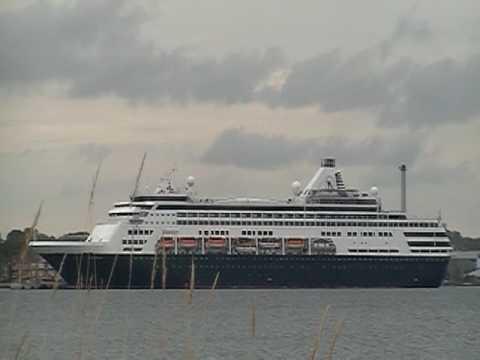 Three Cruise Ships in Charlottetown PEI