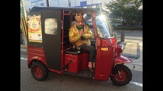 Japan becomes major market for Pakistani Rickshaws   Details