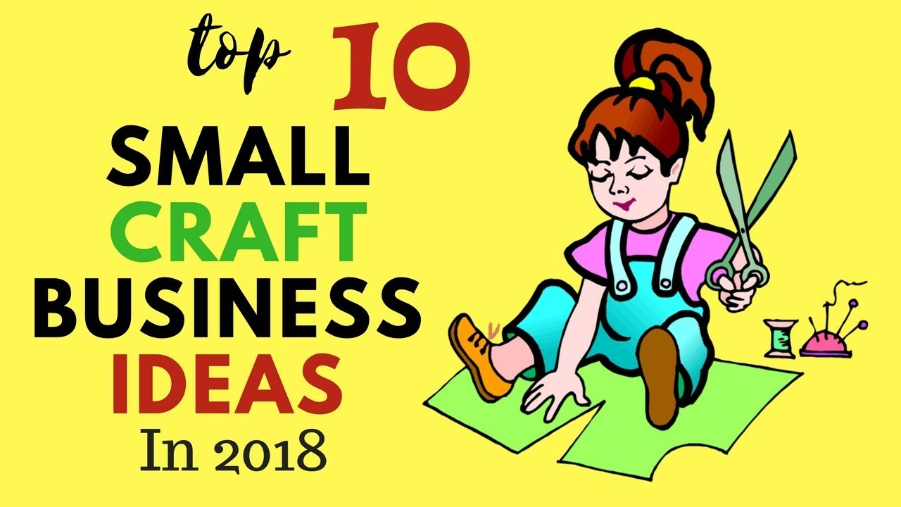 10 Small Craft Business Ideas For Housewives In Philippines   YouTube