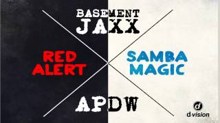Analog People In a Digital World Vs. Basement Jaxx - Red Alert
