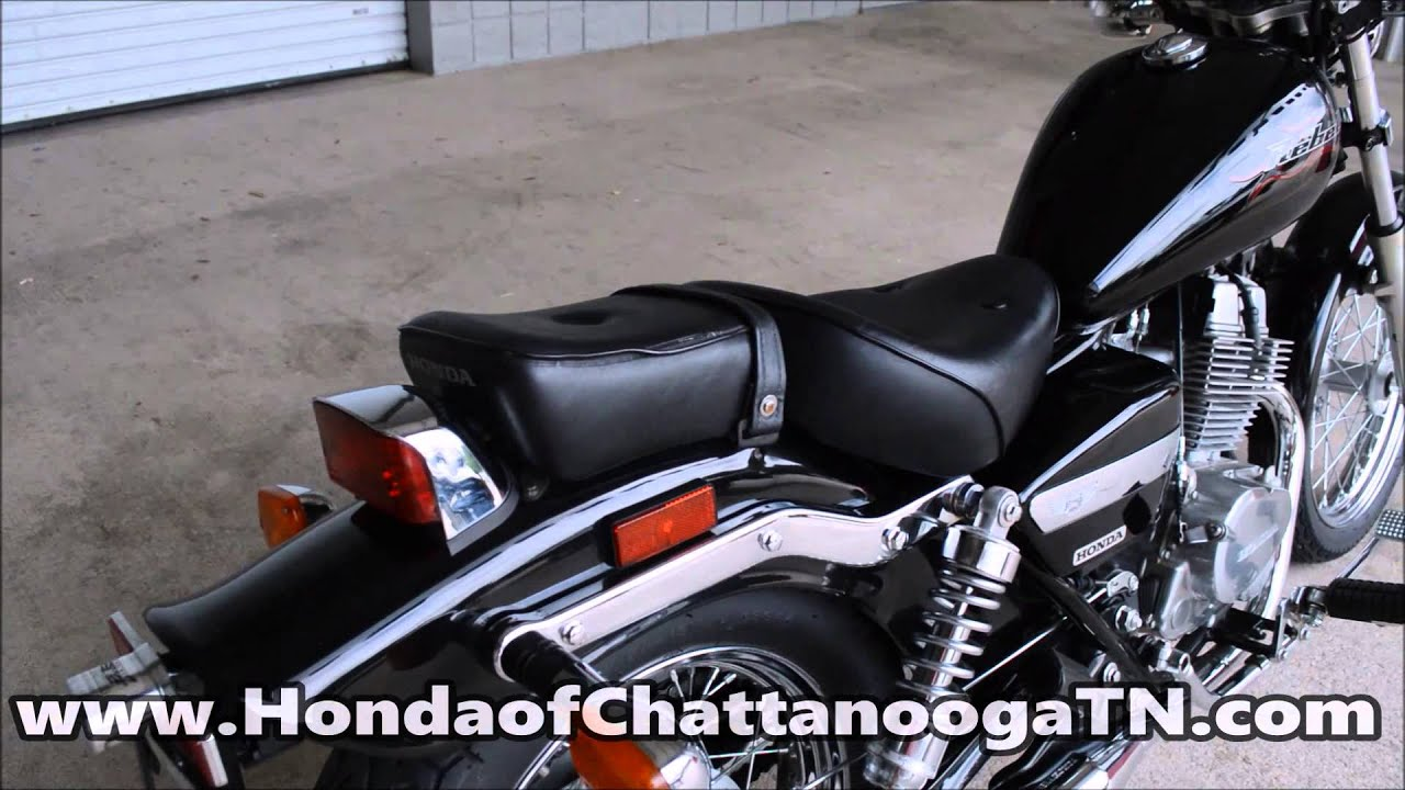 2005 rebel 250 for sale used motorcycles at honda of for Honda motorcycle dealers in tennessee