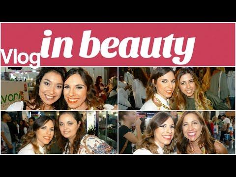 Vlog in Beauty, preparação da make e bloggers!