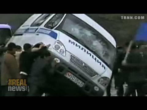 "Kyrgyzstan's second ""tulip revolution"""