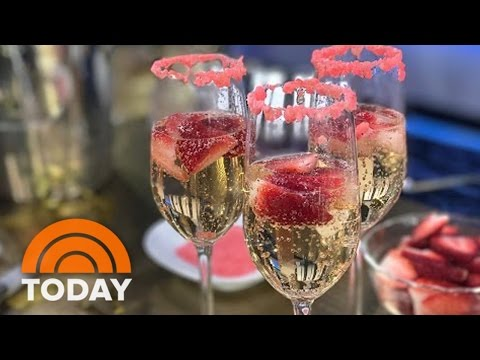 Creative Last-Minute New Year's Eve Ideas: Champagne And Pop Rocks, Cotton Candy Drink, More | TODAY