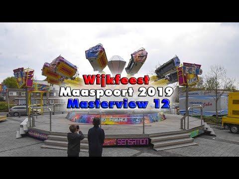 Wijkfeest Maaspoort 2019