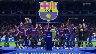 Barcelona vs Paris 3-1 champions league final highlights