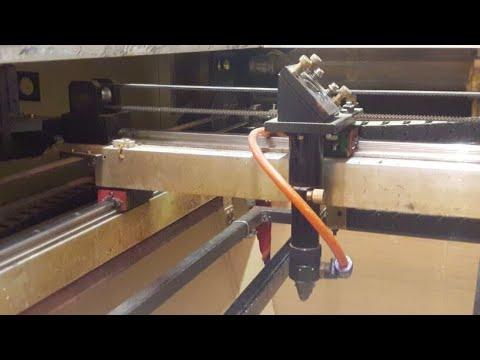 Лазерная резка металла в домашних условиях