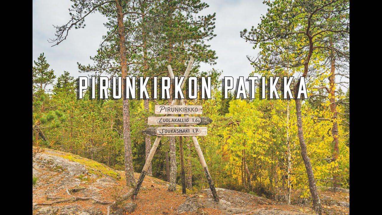 Pirunkirkon Patikka On Yksi Varsinais Suomen Hienoimmista