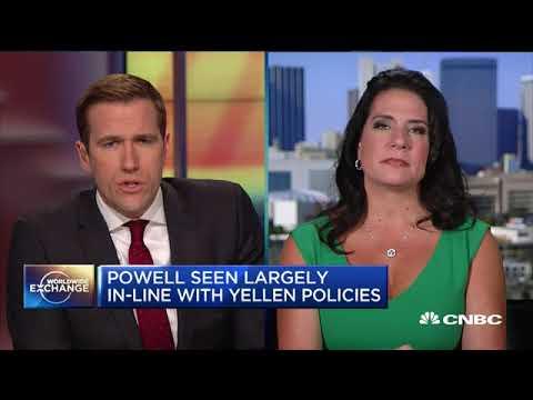 Fmr. Fed Advisor: Powell the right choice for Fed chairman