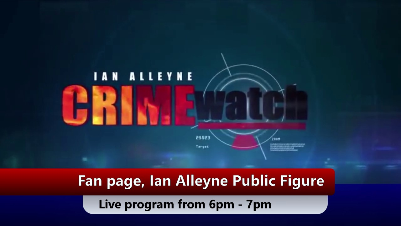 ian alleyne live stream