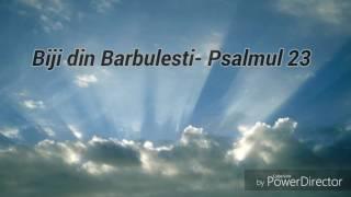 Biji din Barbulesti- Psalmul 23