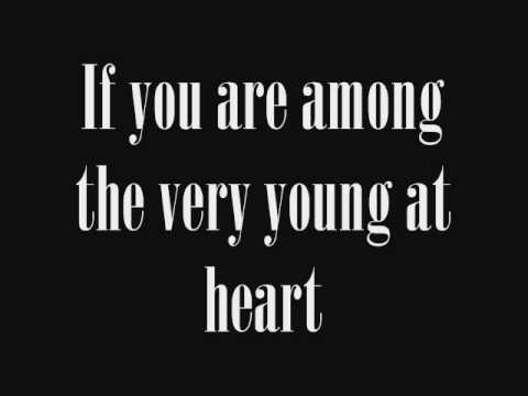 Young At Heart - Frank Sinatra (Lyrics)