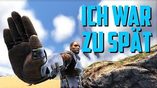 Ach mist ich war zu spät.. | ARK SOLO PvP (Smalltribes) #10 | ARK deutsch