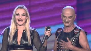 Dance with me Albania - Markela & Cekja (nata 03)