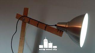 Diy Cheap Wooden Spotlight
