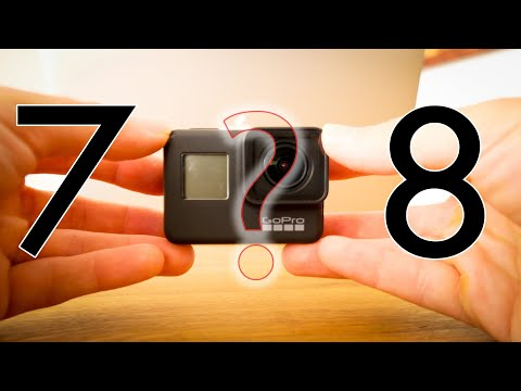 Should You Upgrade From GoPro HERO7 Black To The 8?
