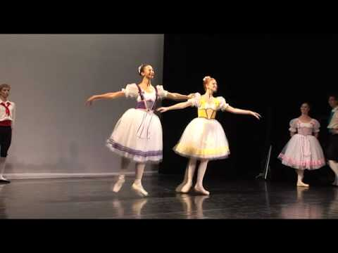 rambertschool linburytheatre 2011 napoli pt2